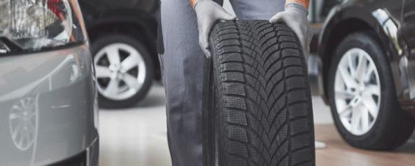 Nouveaux pneus
