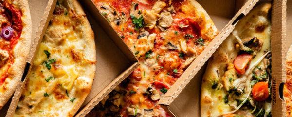 Pizzas italiennes