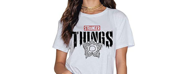 t-shirts Stranger Things