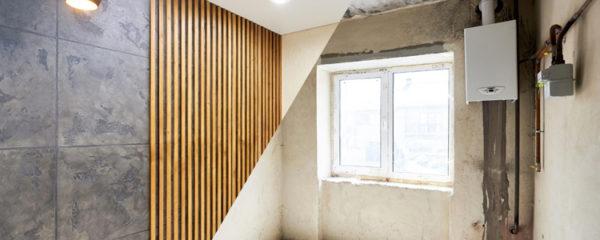 rénover un vieil appartement