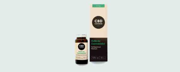 huile de CBD premium